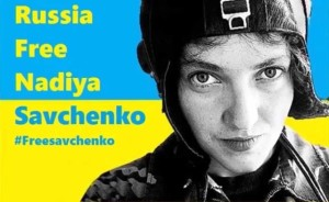 Free Nadiya Savchenko